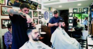 Kerk's barbershop στους Αμπελόκηπους