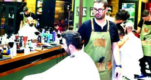 The Barber Man Κουρείο στο Γαλάτσι